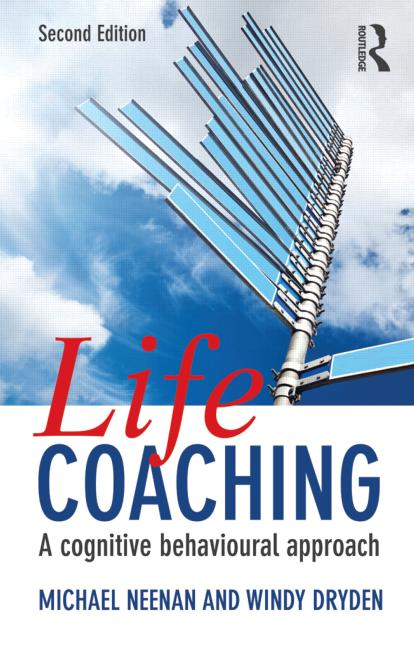 Life Coaching A cognitive behavioural approach book cover