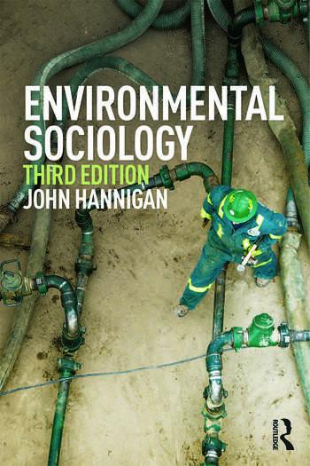 Environmental Sociology book cover