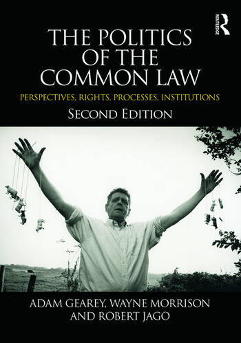 The Politics of the Common Law Perspectives, Rights, Processes, Institutions book cover