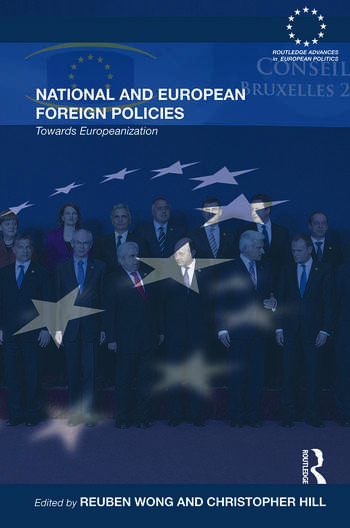 National and European Foreign Policies Towards Europeanization book cover
