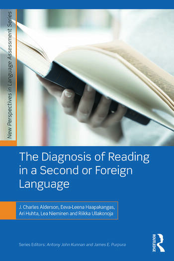 The Diagnosis of Reading in a Second or Foreign Language book cover