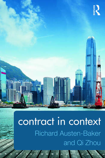 Contract in Context book cover