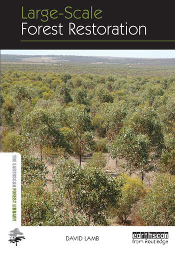 Large-scale Forest Restoration book cover