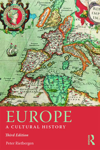 Europe A Cultural History book cover