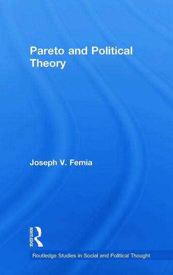 Pareto and Political Theory book cover