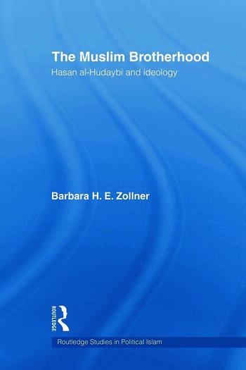 The Muslim Brotherhood Hasan al-Hudaybi and ideology book cover