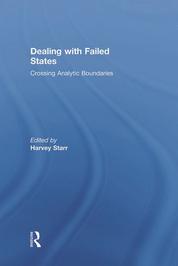 Dealing with Failed States Crossing Analytic Boundaries book cover