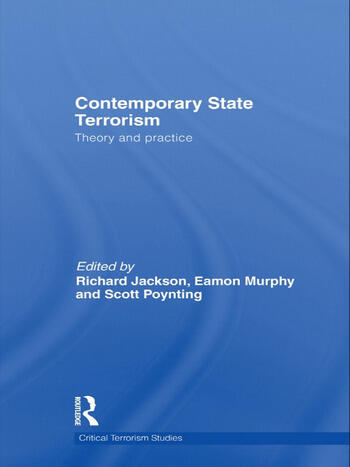 Contemporary State Terrorism Theory and Practice book cover