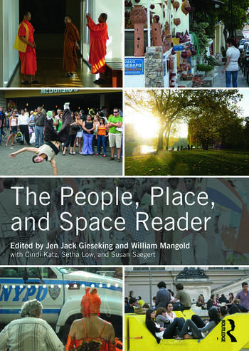 The People, Place, and Space Reader book cover