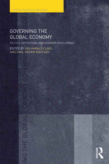 Governing the Global Economy Politics, Institutions and Economic Development book cover