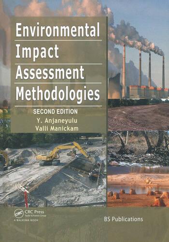 Environmental Impact Assessment Methodologies book cover