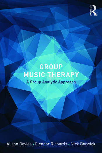 Group Music Therapy A group analytic approach book cover