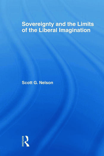 Sovereignty and the Limits of the Liberal Imagination book cover