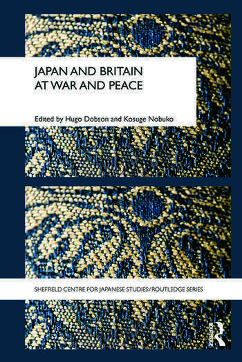 Japan and Britain at War and Peace book cover