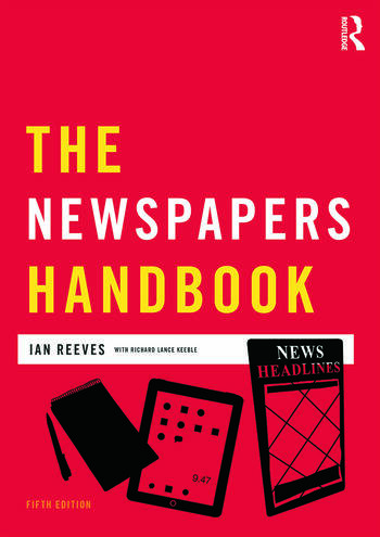 The Newspapers Handbook book cover