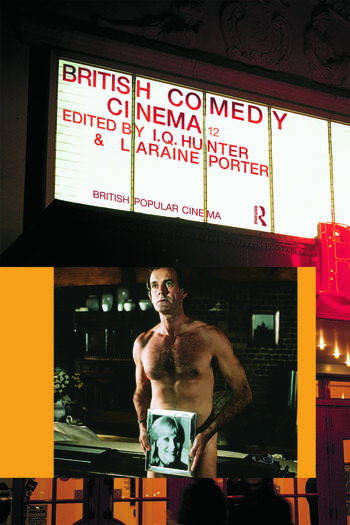 British Comedy Cinema book cover