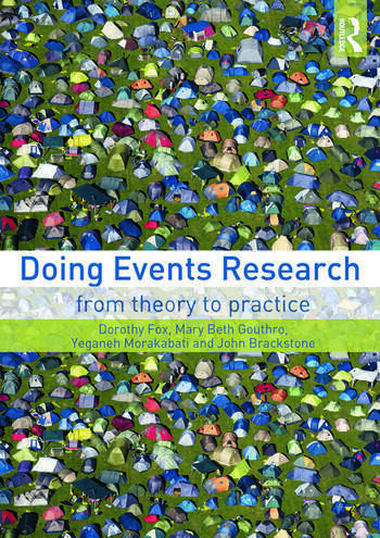 Doing Events Research From Theory to Practice book cover
