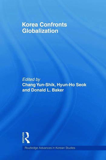 Korea Confronts Globalization book cover