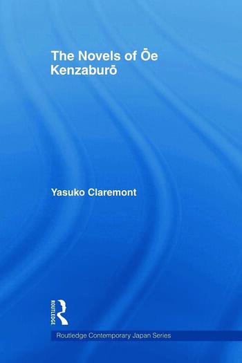 The Novels of Oe Kenzaburo book cover