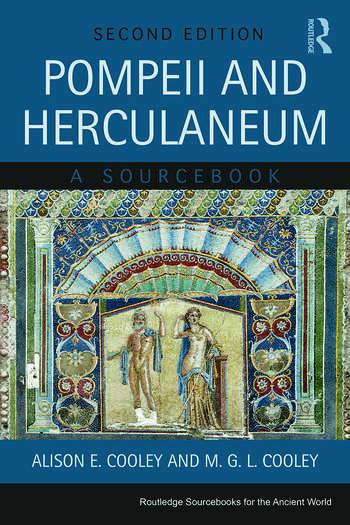Pompeii and Herculaneum A Sourcebook book cover