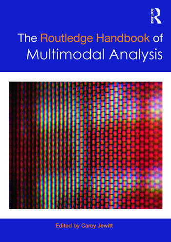 The Routledge Handbook of Multimodal Analysis book cover