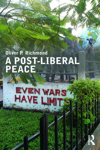 A Post-Liberal Peace book cover