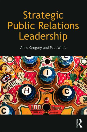 Strategic Public Relations Leadership book cover