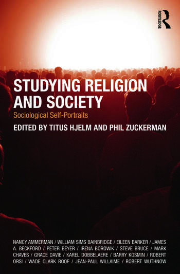 Studying Religion and Society Sociological Self-Portraits book cover