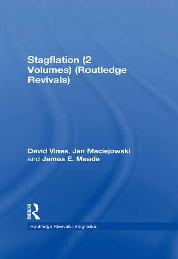 Stagflation (2 Volumes) (Routledge Revivals) book cover