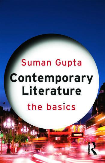 Contemporary Literature: The Basics book cover