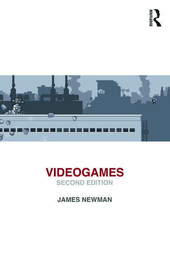Videogames book cover
