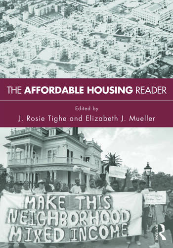 The Affordable Housing Reader book cover