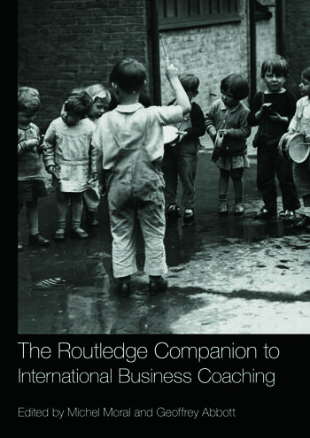 The Routledge Companion to International Business Coaching book cover