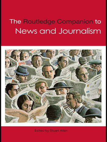 The Routledge Companion to News and Journalism book cover