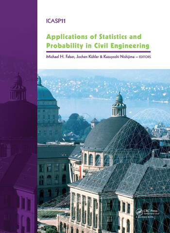 Applications of Statistics and Probability in Civil Engineering book cover
