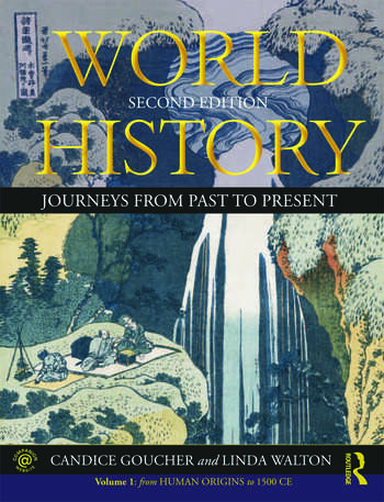 World History Journeys from Past to Present - VOLUME 1: From Human Origins to 1500 CE book cover