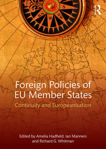 Foreign Policies of EU Member States Continuity and Europeanisation book cover