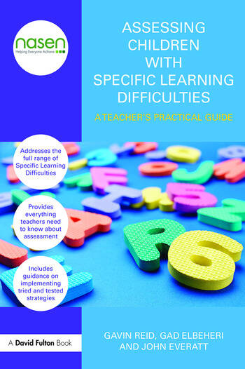 Assessing Children with Specific Learning Difficulties A teacher's practical guide book cover