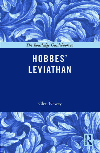 The Routledge Guidebook to Hobbes' Leviathan book cover