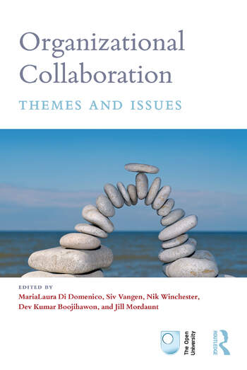 Organizational Collaboration Themes and Issues book cover