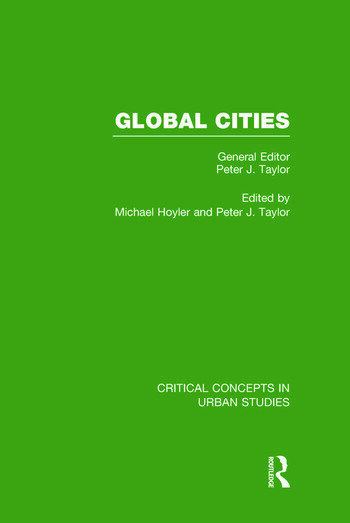 Global Cities book cover