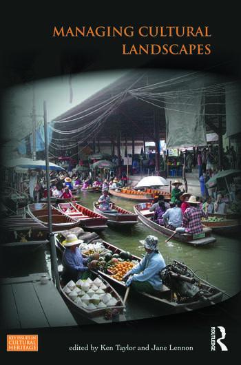Managing Cultural Landscapes book cover