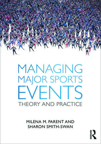 Managing Major Sports Events Theory and Practice book cover