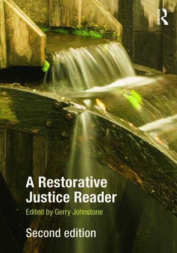 A Restorative Justice Reader book cover
