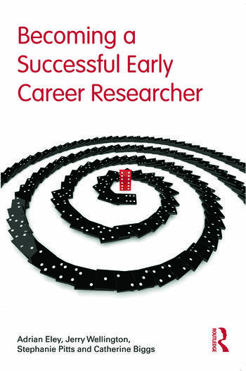 Becoming a Successful Early Career Researcher book cover