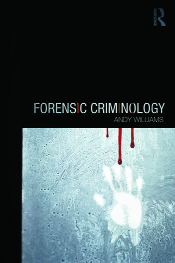 Forensic Criminology book cover
