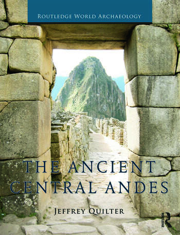 The Ancient Central Andes book cover