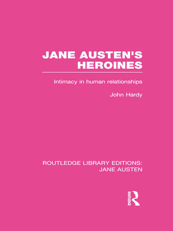 Routledge Library Editions: Jane Austen book cover
