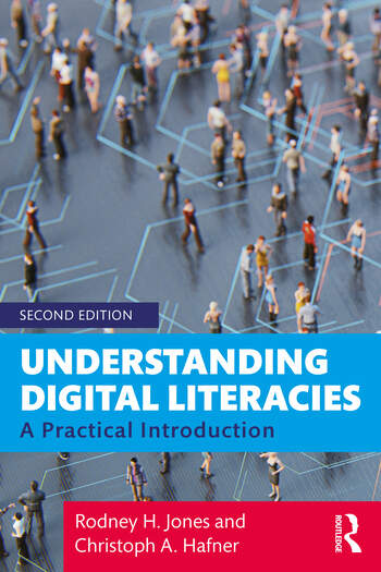 Understanding Digital Literacies A Practical Introduction book cover