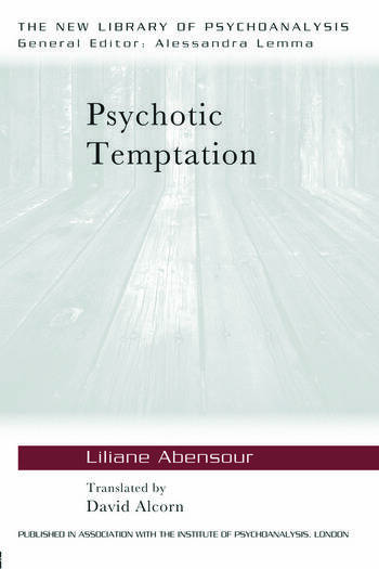 Psychotic Temptation book cover
